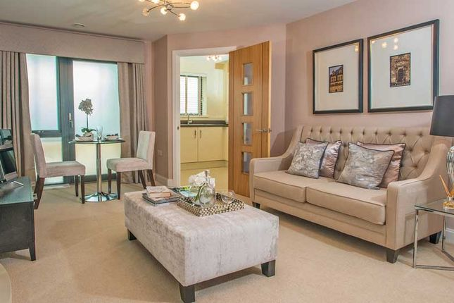 Thumbnail 2 bedroom flat for sale in Keeper Close, Taunton