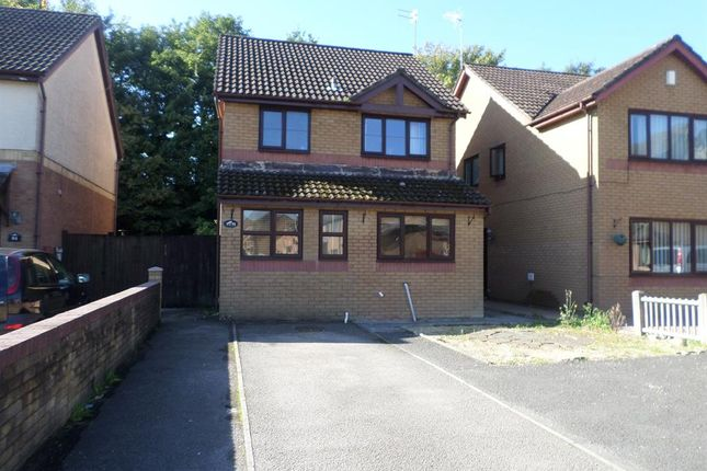 Thumbnail Detached house to rent in Heol Maes Yr Haf, Pencoed, Bridgend