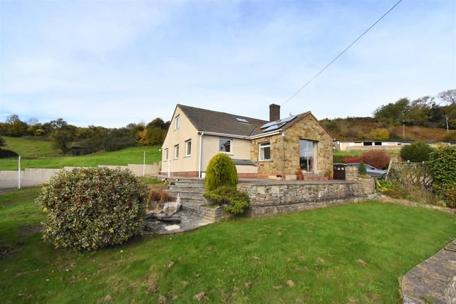 Thumbnail Detached bungalow for sale in Rosemary Lane, Stroat, Chepstow