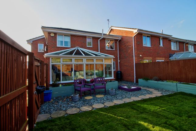 Thumbnail Terraced house for sale in Collier Court, Brampton Bierlow, Rotherham