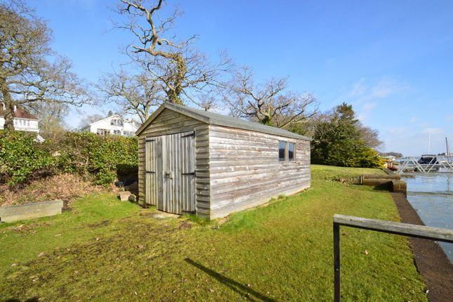Boat Shed of New Road, Wootton Bridge, Ryde PO33