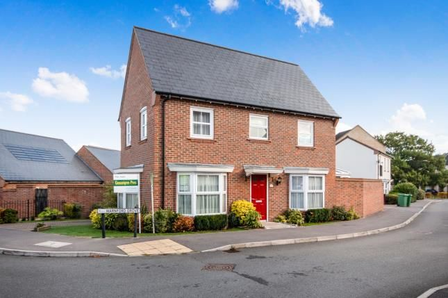 Thumbnail Detached house for sale in Sherfield-On-Loddon, Hook, Hampshire