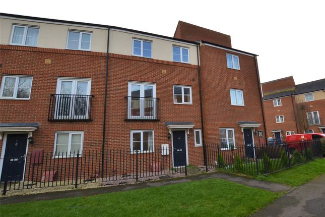 Thumbnail Terraced house to rent in Old Spot Walk, Longhorn Avenue, Gloucester