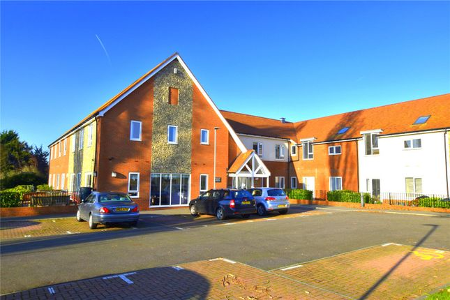 Thumbnail Flat for sale in Adur View, Dawn Crescent, Upper Beeding, Steyning