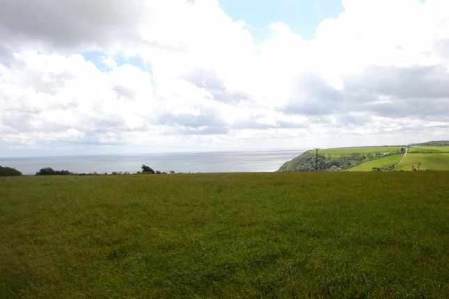Thumbnail Land to rent in Talland Bay, Looe