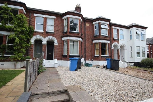 Thumbnail Flat for sale in Unthank Road, Norwich
