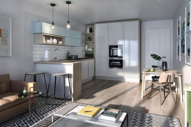 Thumbnail Flat for sale in Credon Road, London