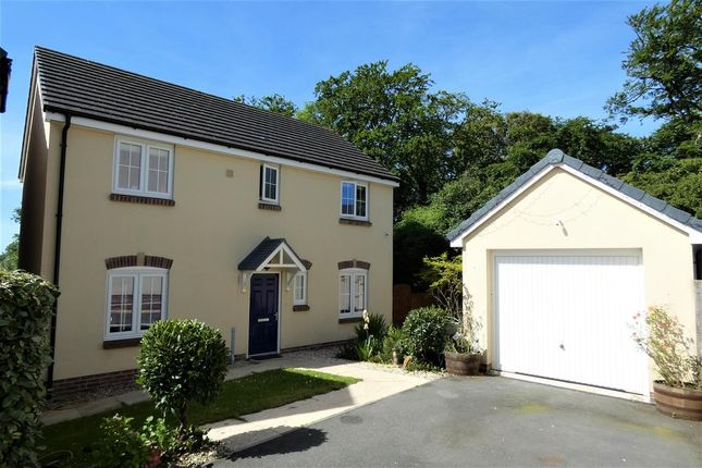 4 bed detached house for sale in Gatehouse View, Pembroke SA71