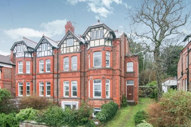 Thumbnail Maisonette for sale in Devonshire Road, West Kirby, Wirral, Merseyside