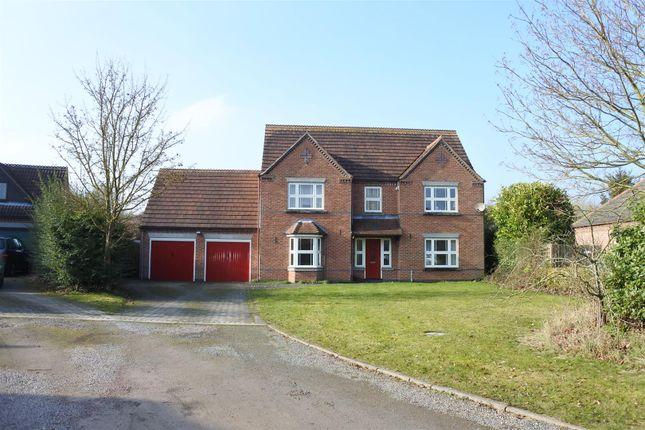 Thumbnail Detached house for sale in Manor Drive, Long Bennington, Newark