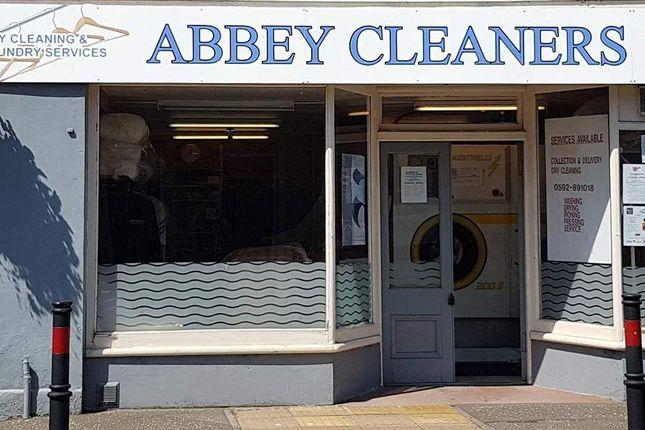 Thumbnail Retail premises for sale in 6 High Street, Burntisland