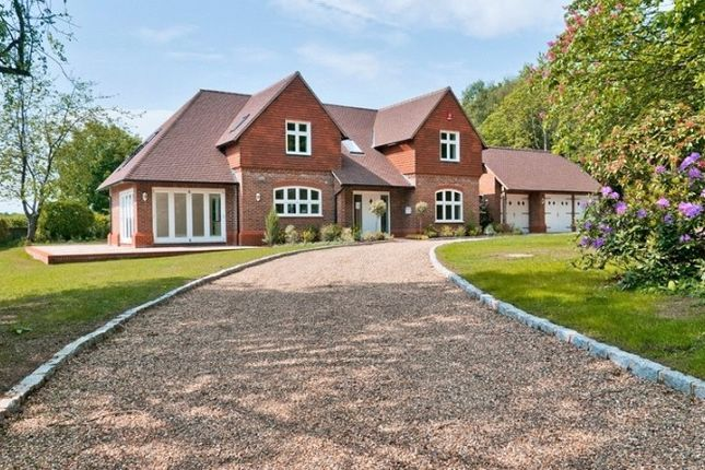 Thumbnail Detached house to rent in Smithwood Common, Cranleigh