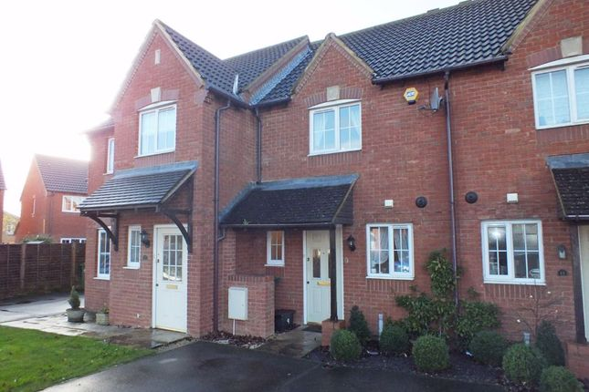 2 bed terraced house to rent in Moyle Park, Hilperton, Trowbridge, Wiltshire BA14