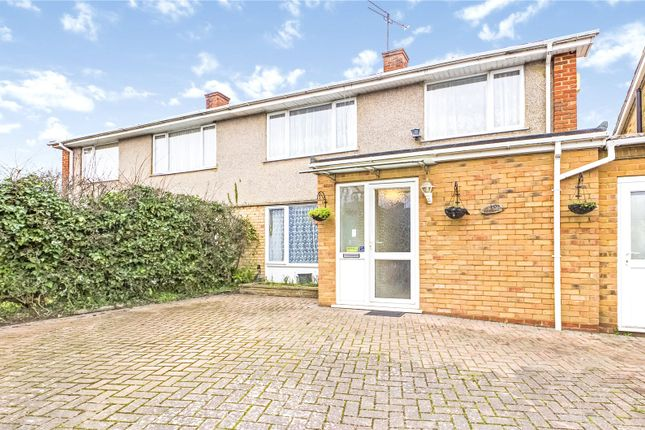 Front of Dwyer Road, Reading, Berkshire RG30