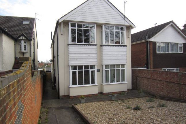 Thumbnail Flat to rent in Havant Road, Farlington, Portsmouth