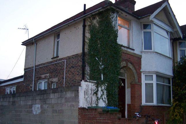 Thumbnail Terraced house to rent in Bowden Lane, Highfield, Southampton