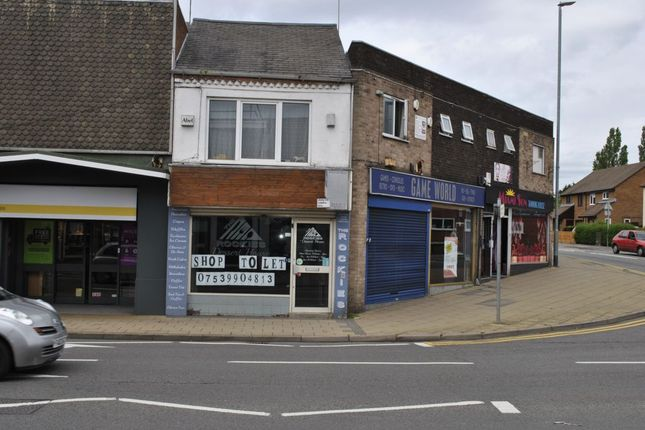 Thumbnail Retail premises to let in Leicester Road, Wigston