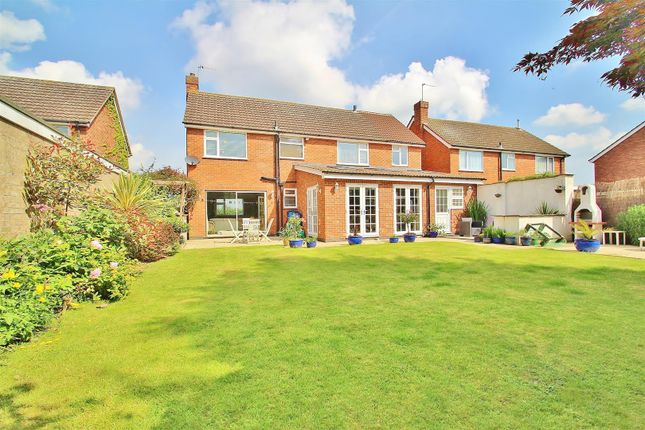 Thumbnail Detached house for sale in Homefield Lane, Rothley, Leicestershire