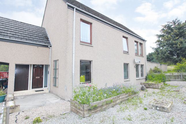 Thumbnail Flat for sale in 47 South West High Street, Grantown
