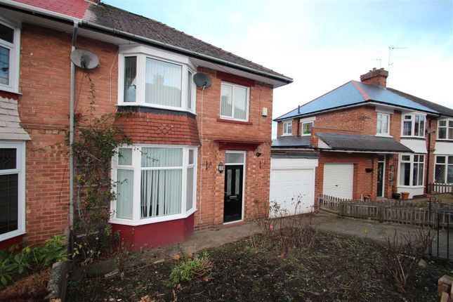 Thumbnail Semi-detached house for sale in The Briary, Shotley Bridge, County Durham