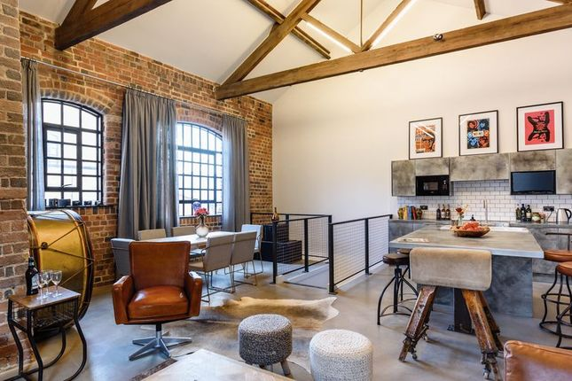 Thumbnail Flat to rent in Comet Works, Princip Street, Birmingham City Centre