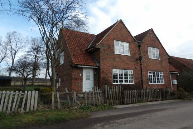 2 bed property to rent in Fosse Road, Flintham, Newark