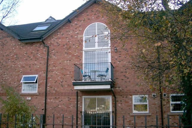 Thumbnail Flat to rent in Waterside House, Chandlers Row, Worsley