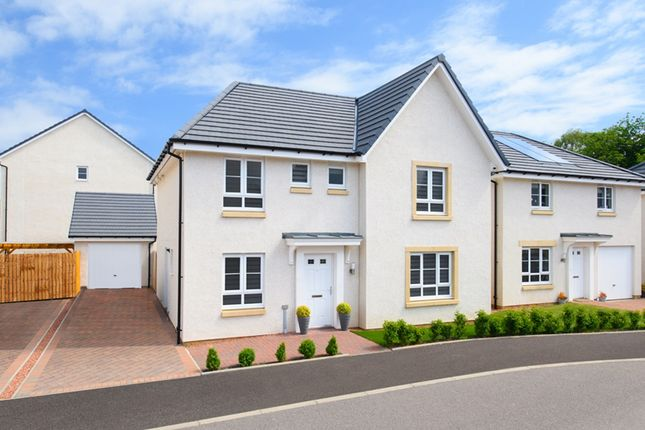 """Thumbnail Detached house for sale in """"Balmoral"""" at Ayton Park South, East Kilbride, Glasgow"""