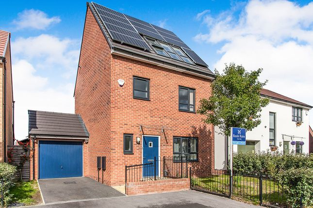 Thumbnail Detached house to rent in Delaney Way, Salford