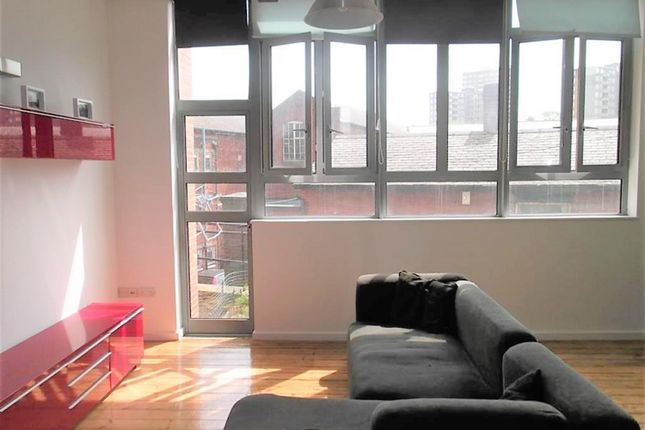 Thumbnail Flat to rent in Byron Street, Millwright, Leeds