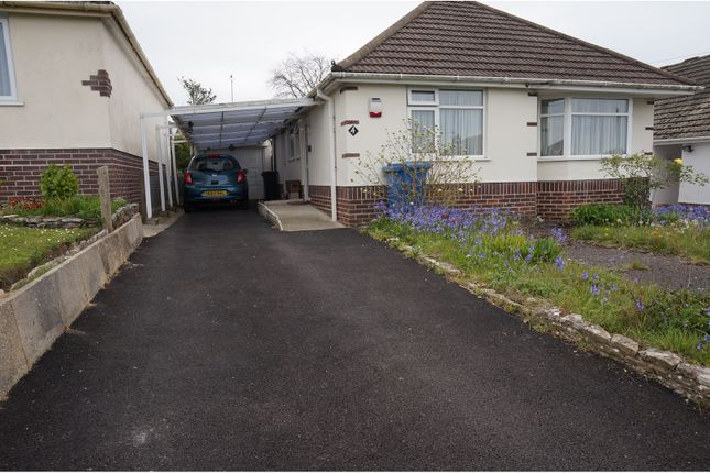 Thumbnail Detached bungalow for sale in Hythe Road, Poole