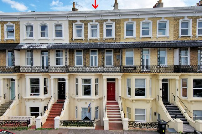 Thumbnail Terraced house for sale in Sea View Terrace, Margate