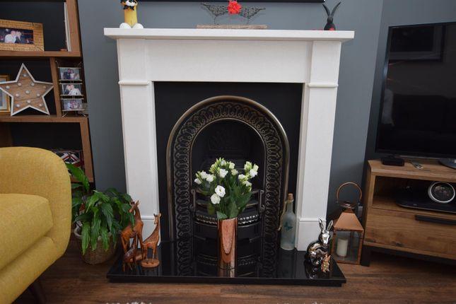 Lounge Fireplace of Chaddesden Park Road, Chaddesden, Derby DE21