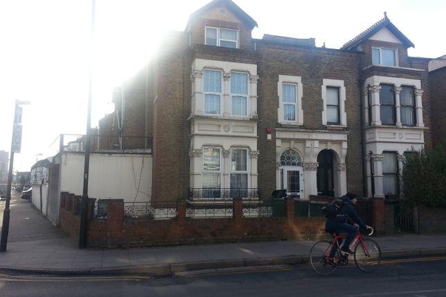 Thumbnail End terrace house to rent in Plashet Road, London
