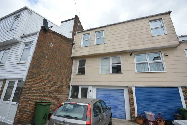 Thumbnail Town house for sale in St. Martins Close, Erith