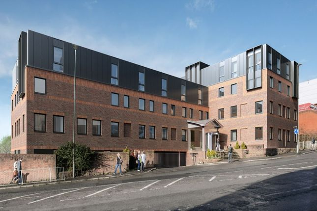 Thumbnail Flat for sale in Tempus Court Bellfield Road, High Wycombe