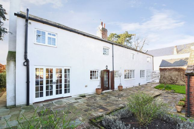 Thumbnail 4 bed cottage to rent in Church View Cottage, Church Street, Hunsingore