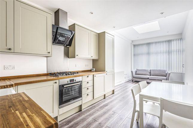 Thumbnail Flat to rent in Blackstock Road, Finsbury Park, London