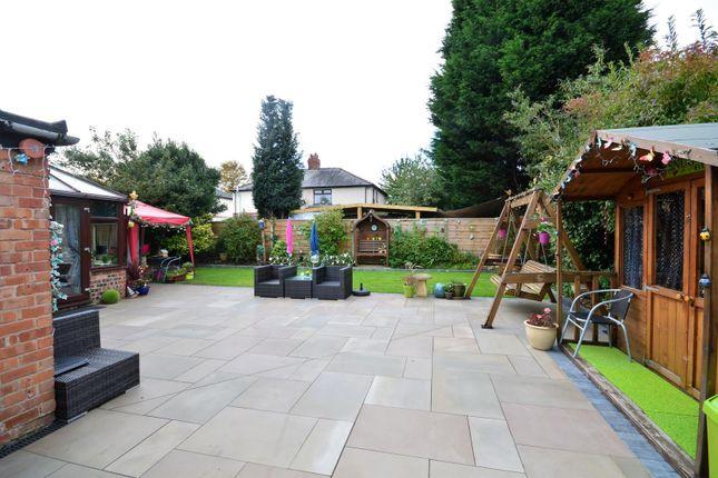 Garden 3 of Rock Road, Latchford, Warrington WA4