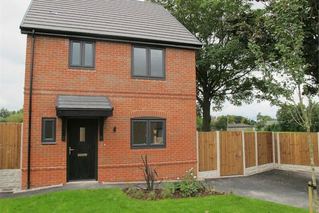 3 bed detached house for sale in Warburton Hey, Rainhill, Prescot, Merseyside