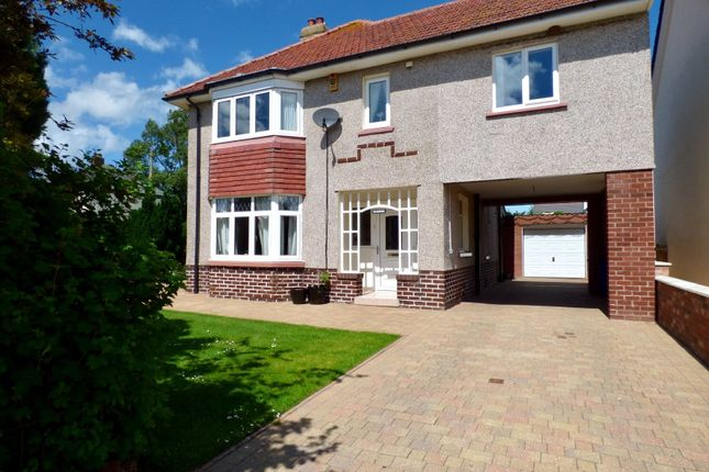 Thumbnail Detached house for sale in Cross Lane, Wigton, Cumbria