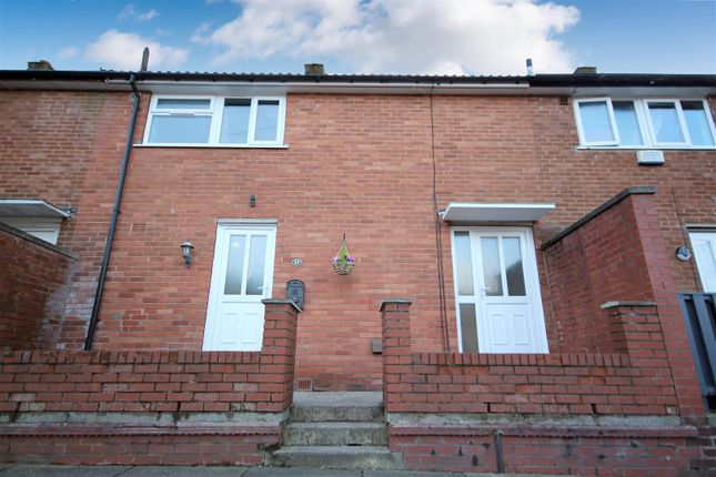 Thumbnail Terraced house to rent in Fraser Crescent, Sheffield