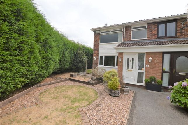 Thumbnail Semi-detached house for sale in Green Hill Road, Godley, Hyde