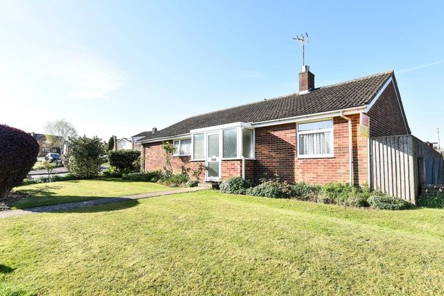 Thumbnail Detached bungalow to rent in Cumnor Hill, Oxfordshire