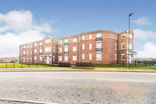 Thumbnail Flat for sale in Strawberry Apartments, Lady Mantle Close, Hartlepool