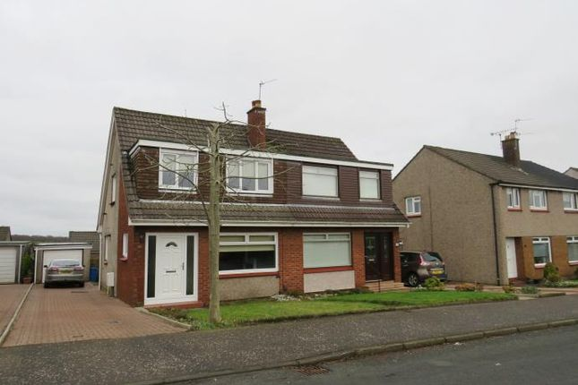 3 bed semi-detached house to rent in Meadowburn, Bishopbriggs, Glasgow G64