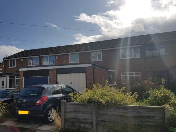 3 bed link-detached house for sale in Fairlie Drive, Timperley, Altrincham, Greater Manchester