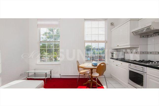 Thumbnail Flat to rent in Warwick Road, West Kensington