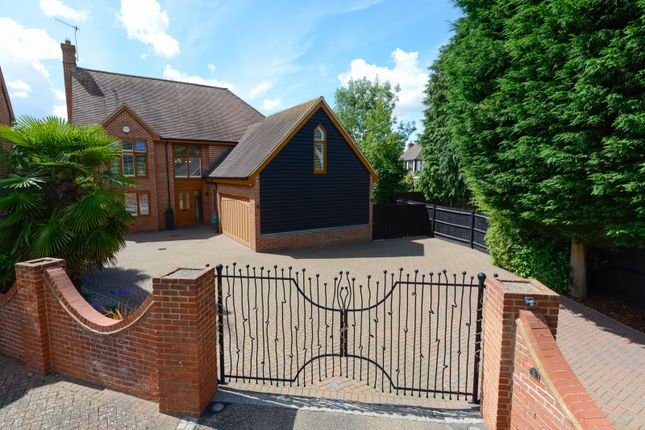 Thumbnail Detached house for sale in Burleigh Court, Willesborough Lees, Ashford