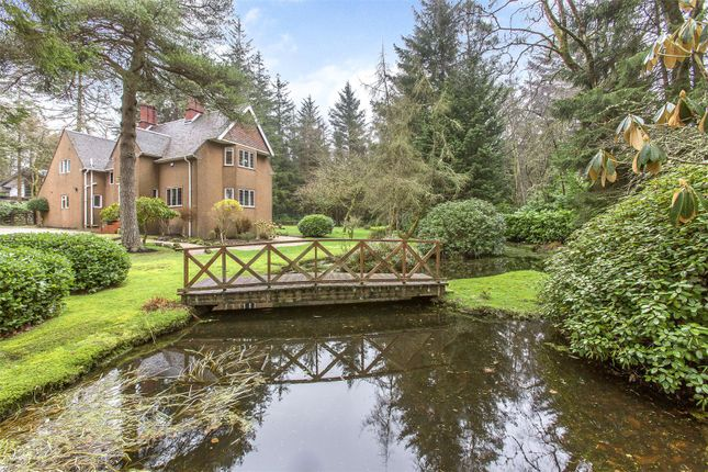 Thumbnail Detached house for sale in 'ladymuir', Glenmosston Road, Kilmacolm, Inverclyde